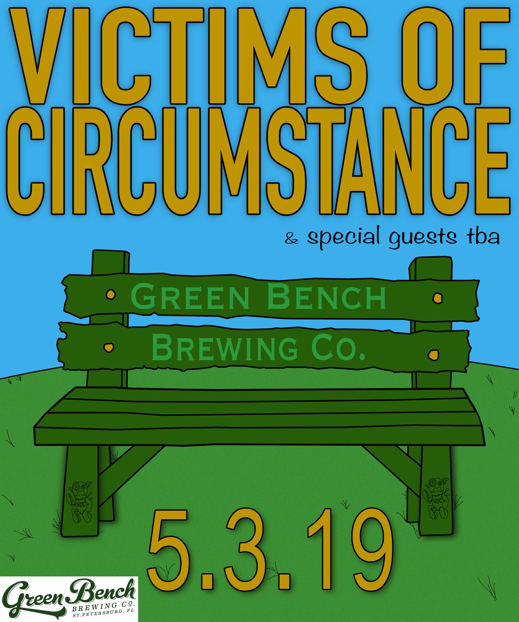 Green Bench Brewing – We're excited to hang out.