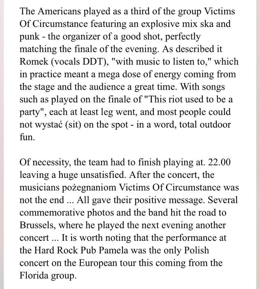 Review from Poland